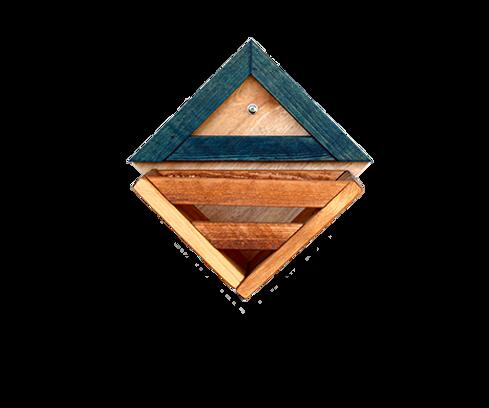 Lovey Dovey Diamond Dovehouse