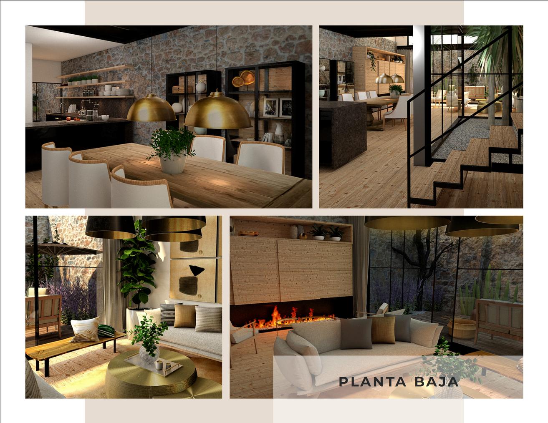 Look & Feel Planta Baja