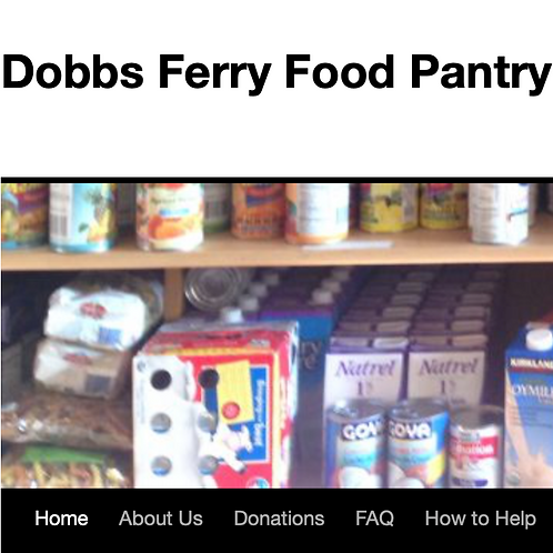 Support the Food Pantry
