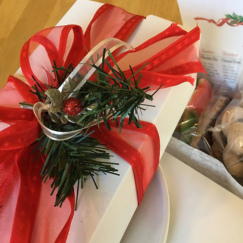 Holiday Cookies Gift