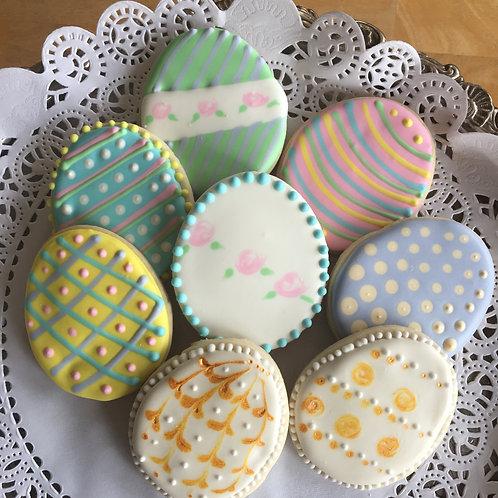 Easter Egg Gift Basket