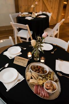 Gala fundraiser premium tables