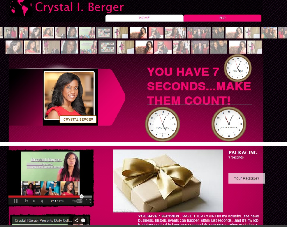 Web Blog Website