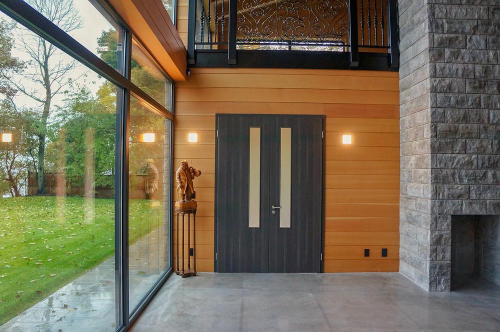 Double Doors, French Doors, Interior Doors, Wood Interior Doors, Modern Interior Doors, Interior Design, European Interior Doors, St. Catharines, Hamilton, Burlington, Oakville, Toronto, Muskoka, Ottawa