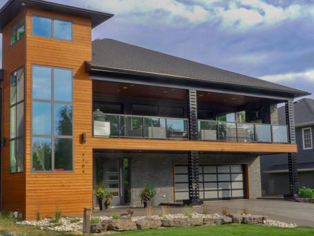 House Front - Chippawa
