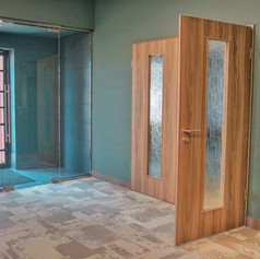 Conference Double Entrance Doors