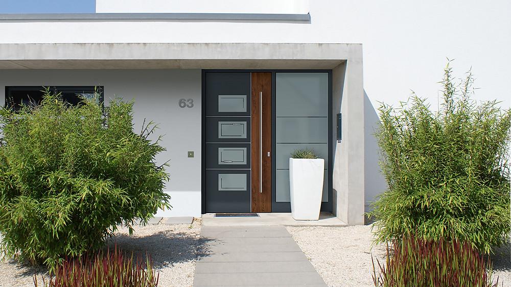 Modern Entrance Door, Entrance Door, Front Door, Aluminum Entrance Door, PVC Entrance Door, St. Catharines, Hamilton, Oakville, Burlington, Mississauga, Toronto, Muskoka, Ottawa, Montreal, Barrie