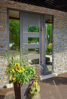 Modern Entrance Door , Front Door, Entry Door, Aluminum Doors,  PVC Doors, Contemporary Entrance Doo
