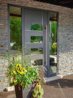 Modern Entrance Door