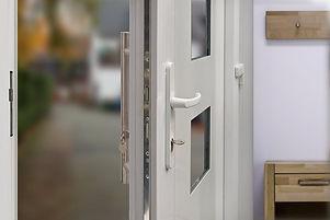 Multipoint Locking, Security, Safety, Secure Entrance Door, Modern Entrance Door