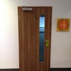 Yoga Door