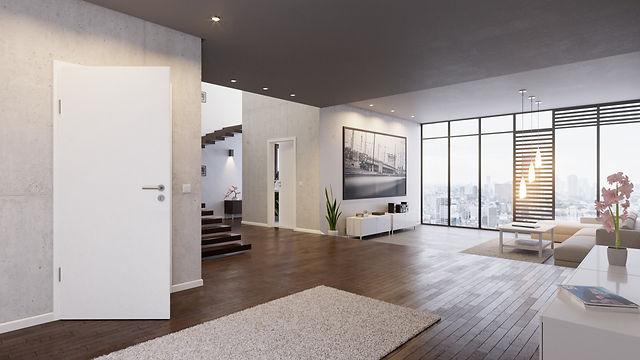 Interior Door, Modern Interior Door, Wood Interior Door, Burlington, Oakville, Toronto, Muskoka,