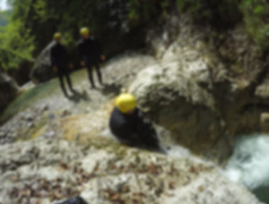 Canyoning Bovec