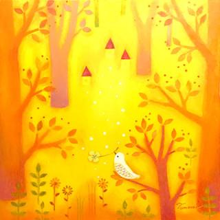 白い鳥〜お家へ〜