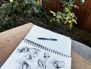 Al fresco sketches