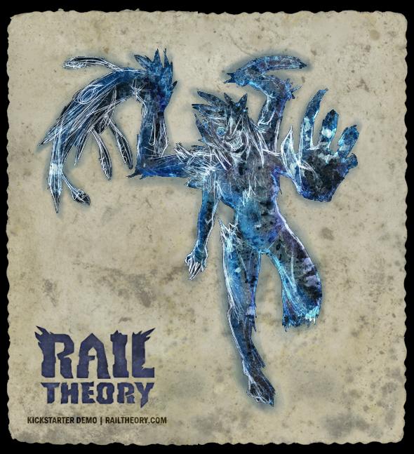 Rail Theory CA Ice Rith