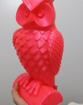 Impressão feita na impressora 3D da Taur