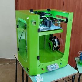 3D Taurus no Instituto Federal catarinen