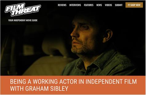 FILM THREAT INTERVIEW
