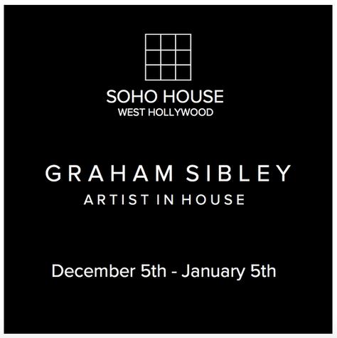 SOHO HOUSE ART SHOW