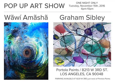 My First Art Show!