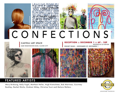 CONFECTIONS / 2019 ART SHOW