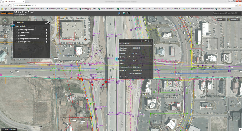 horrocks   GIS Services on i 15 california map, i 15 idaho map, i-15 south map, i 15 mile marker map, 15 freeway map,