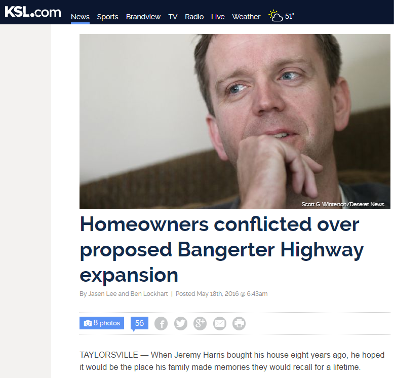 KSL Homeowners conflicted