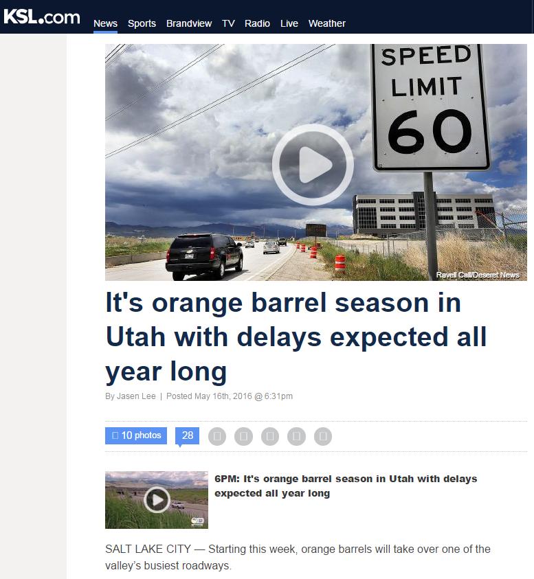 KSL Orange barrel season