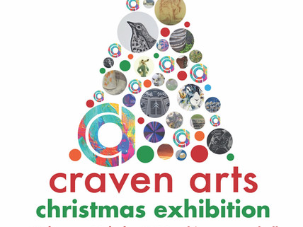 CRAVEN ARTS CHRISTMAS EXHIBITION
