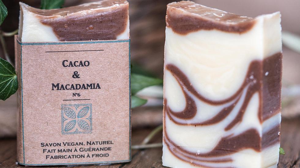 Cacao & Macadamia - N°6 -