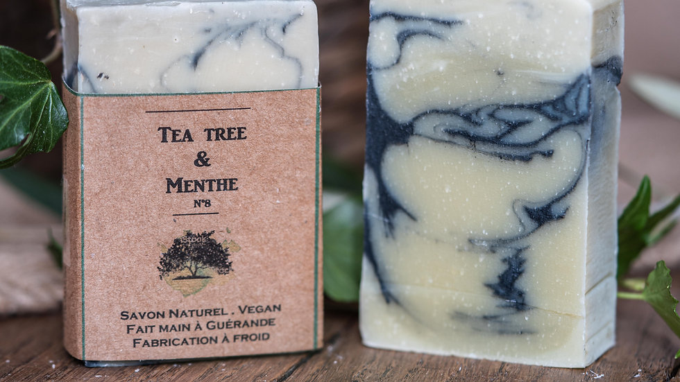 Menthe & Tea tree - N°8 -