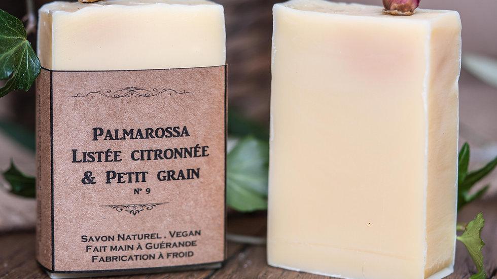 Palmarossa, Listée & Petit grain - N°9 -
