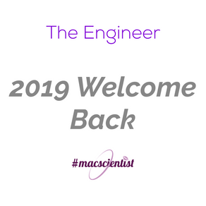 The Engineer: 2019 Welcome Back