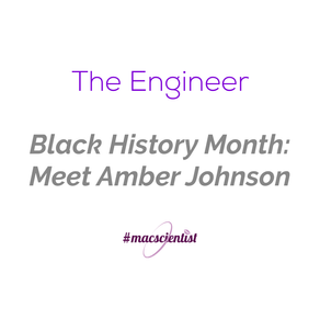 Black History Month: Meet Amber Johnson
