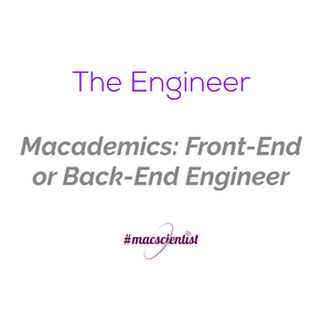 Macademics: Front-End or Back-End Engineer