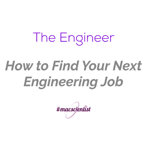 The Engineer: How to Find Your Next Engineering Job