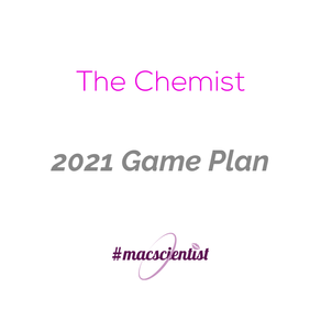 The Chemist: 2021 Game Plan