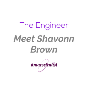Meet Shavonn Brown