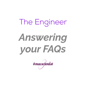 The Engineer: Answering your FAQs