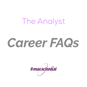 The Analyst: Career FAQs