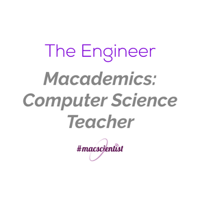Macademics: Computer Science Teacher