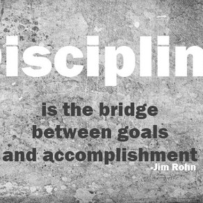 The Chemist : The Importance of Discipline