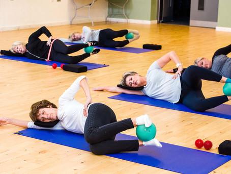 Physio Led Pilates In Lisburn, Hillsborough & Dromore
