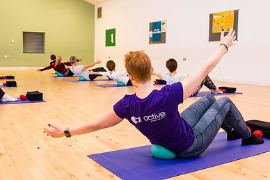 Pilates Classes, Lisburn & Hillsboroug