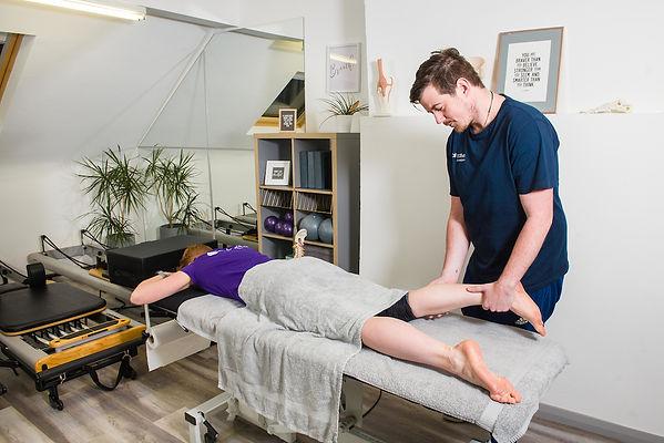 Sports Massage Physio in Hillsborough
