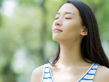 Managing stress and emotions through breathing