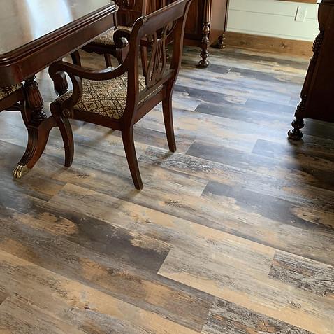 Hardwood Vinyl Planks