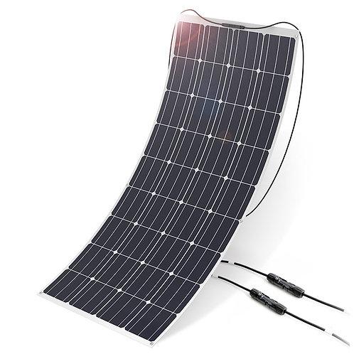 Panel solar flexible 150w 12v Monocristalino EFTE
