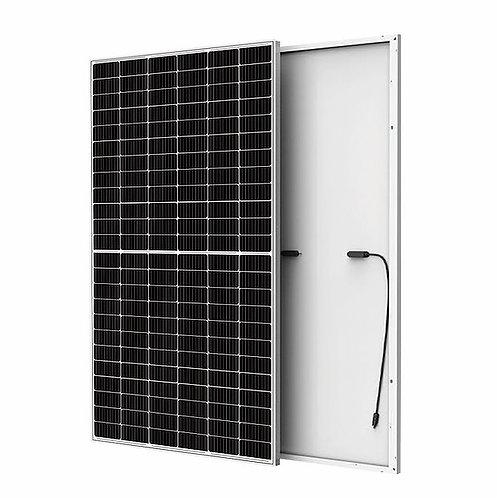 Panel solar monocristalino 450w 24v 144 Celulas
